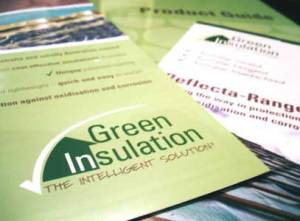 Green insulatiuon